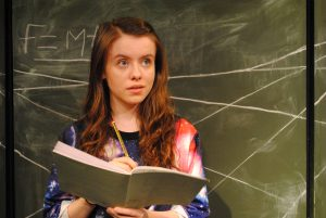 "Rosie Day in ""Velocity"""